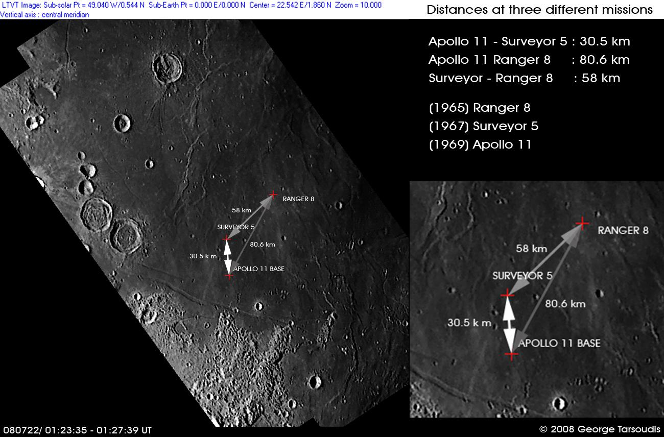 apollo 11 landing location - photo #7